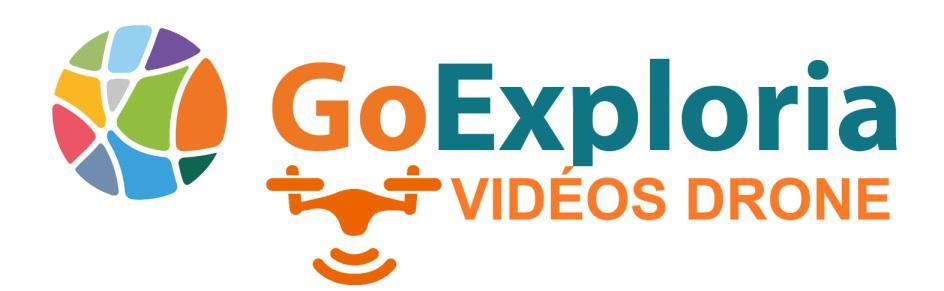 Plan Web Marketing Coop-5 Vidéo Drone