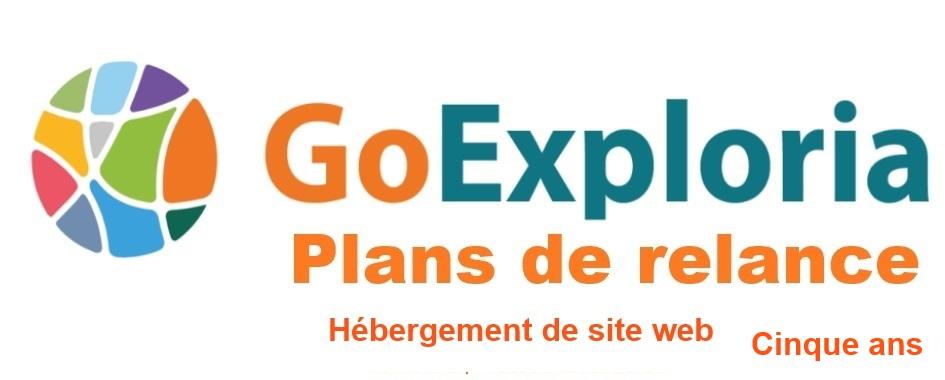 Hébergement de votre site web /5 SITES WEB