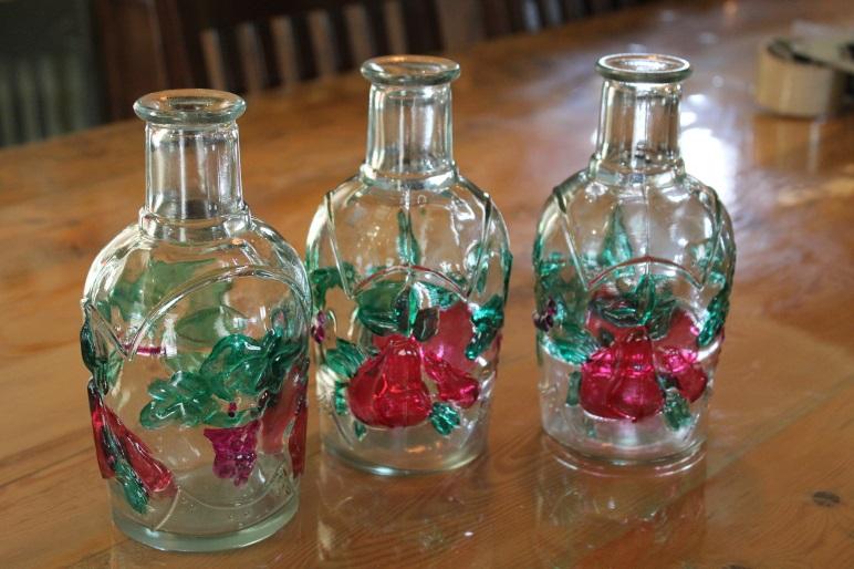 petites-bouteille déco