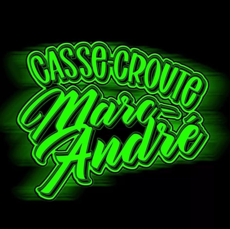 Logo Casse-croûte Marc André Saint-Joachim