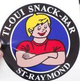 Logo Ti-Oui Snack Bar Saint-Raymond