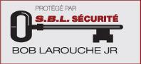 Logo Serrurier Bob Larouche