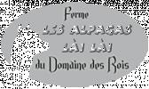 Logo FERME LESALPAGAS LÀ ! LÀ !