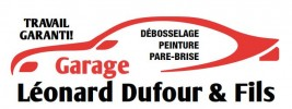 Logo GARAGE LÉONARD DUFOUR & FILS