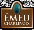 Logo Viande d'émeu Charlevoix