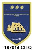 Logo Gîte Aigle d'un rêve
