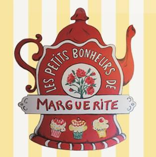 Logo Les Petits Bonheurs de Marguerite