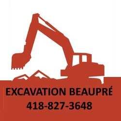 Logo Excavation Beaupré