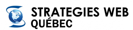 Logo Stratégies Web Québec