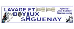 Logo Lavage et Boyaux Saguenay