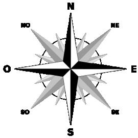 Logo Gîte La Rose Des Vents