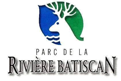 Logo Parc de la Rivière Batiscan