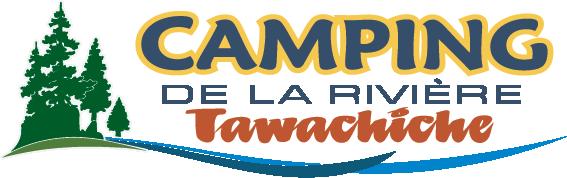 Logo CAMPING de la Rivière Tawachiche