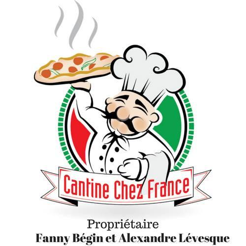 Logo Cantine Chez France