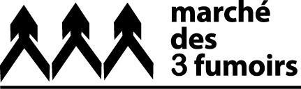 Logo Poissonnerie Marché des 3 fumoirs
