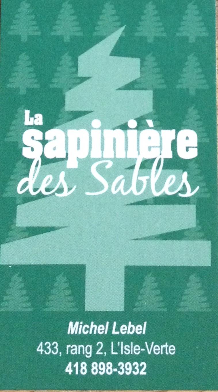 Logo La Sapinière des Sables