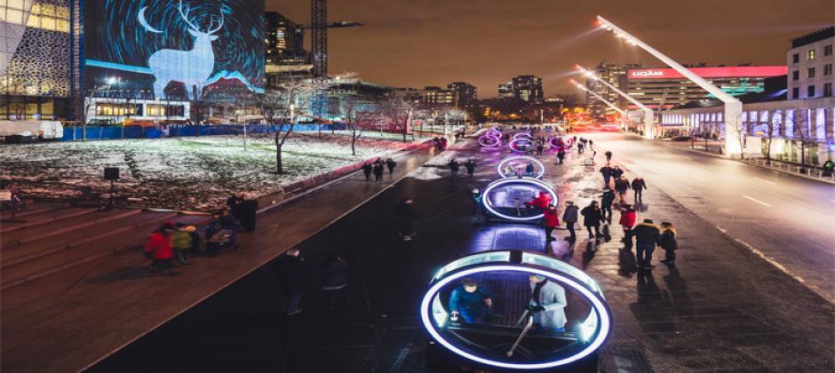 Réseau des villes creatives