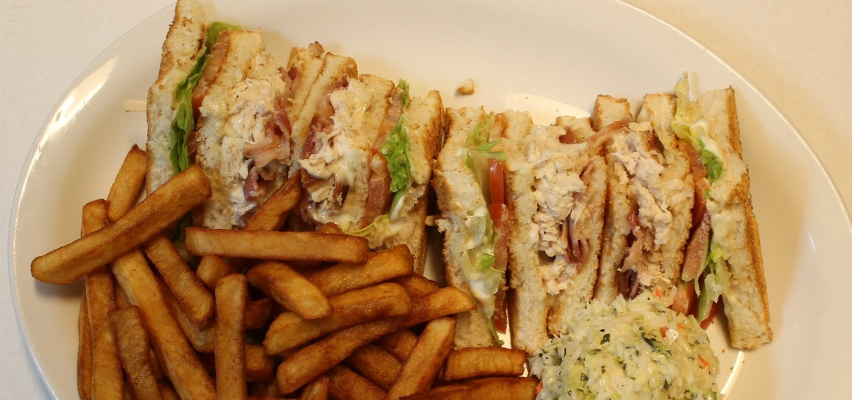 Club Sandwich Pizza Maximum