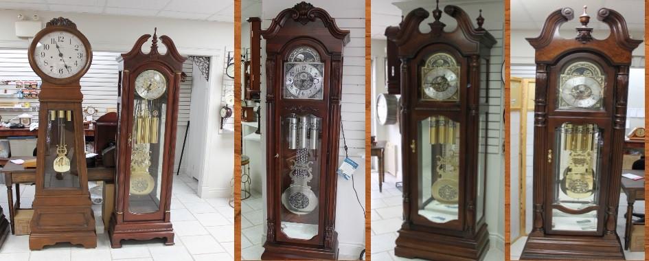 Horloges Grand-Père