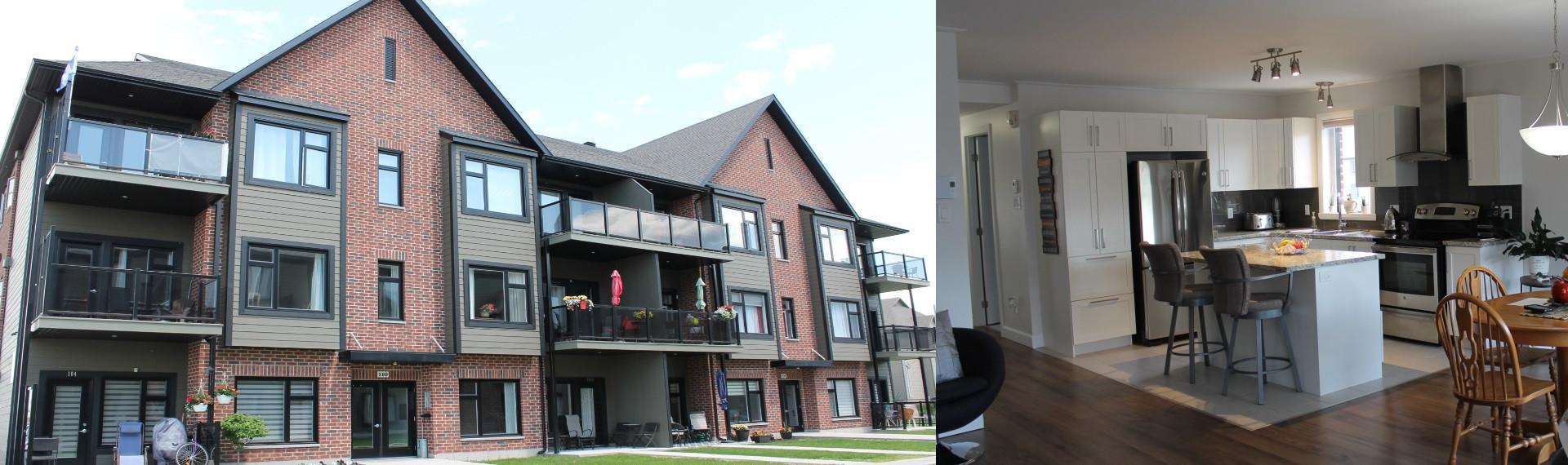 Appartement Place des Cerisiers