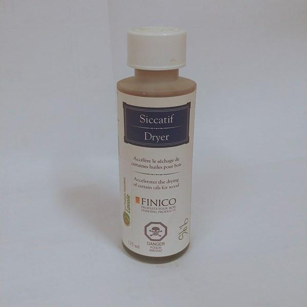 Siccatif – Finico Format : 125 ml.