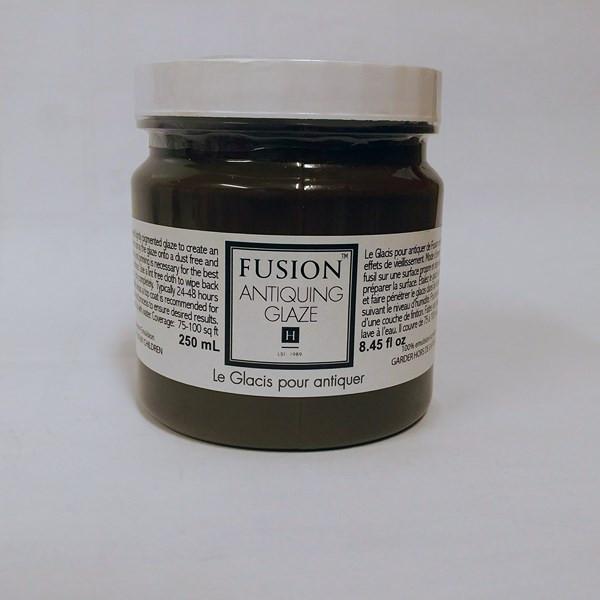 Glacis pour antiquer – Fusion Format : 250 ml.
