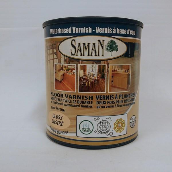 Vernis à base d'eau – SamaN