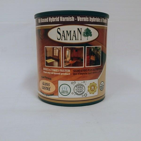 Vernis hybride – SamaN Format : 472 ml, 946 ml et 3,78 L.