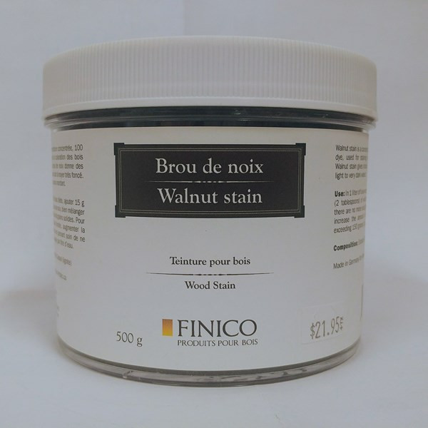 Brou de noix Brou de noix – Finico Format : 250 g.