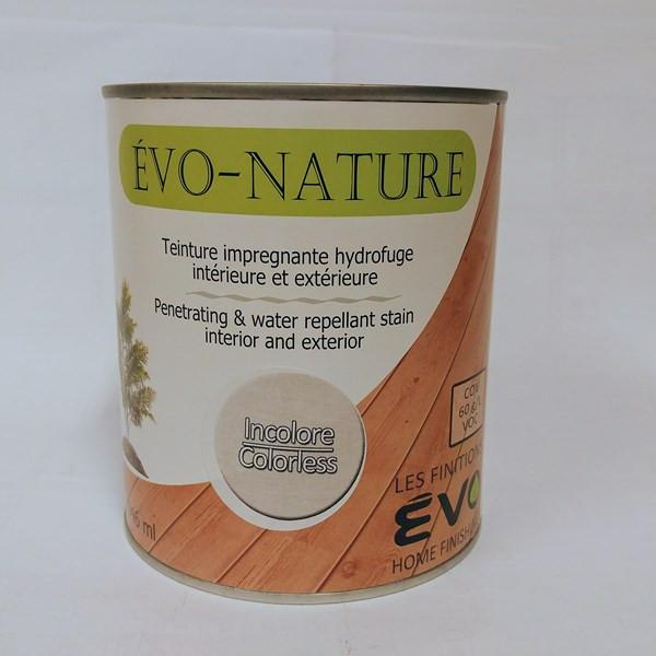 Teinture imprégnante hydrofuge – ÉVO