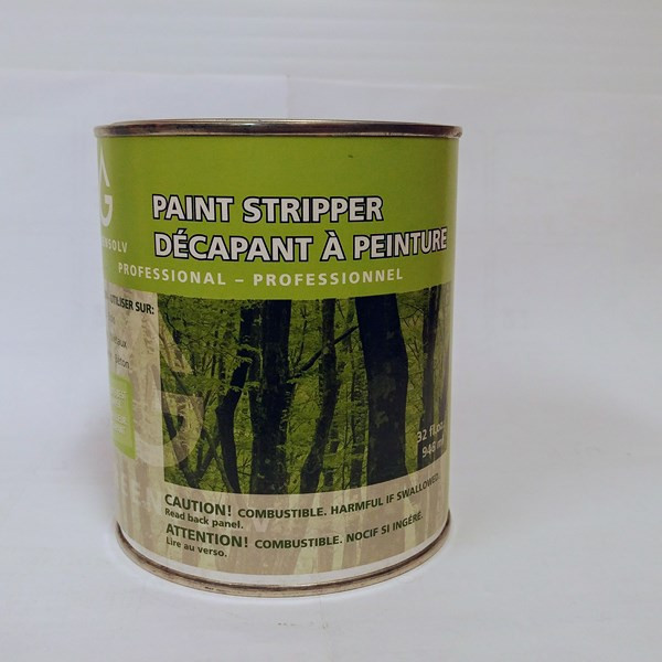 Décapant à peinture professionnel – Greensolv