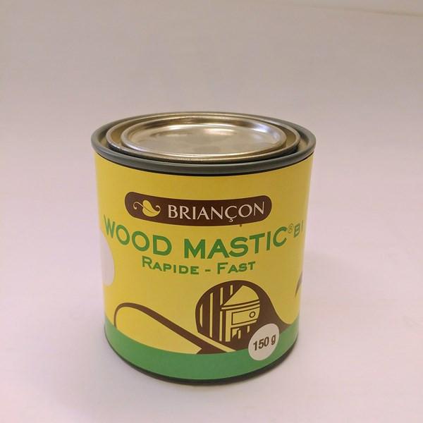 Wood mastic Bi rapide – Briançons Format : 150 g.