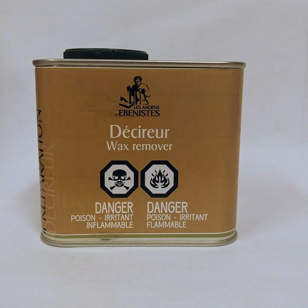 Décireur – Les anciens ébénistes Format : 450 ml.