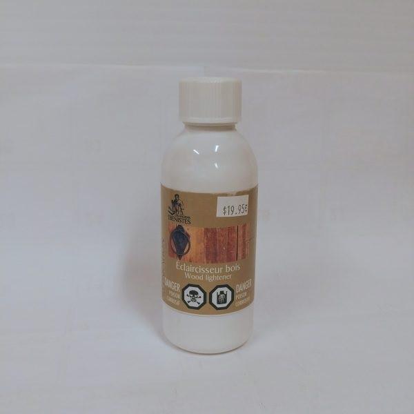 Éclaircisseur bois – Les anciens ébénistes Format : 200 g.
