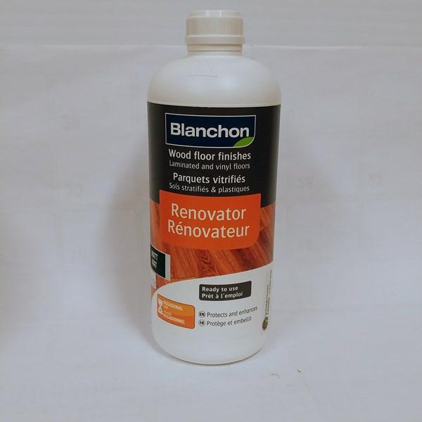 Rénovateur de planchers vernis – Blanchon Format : 1 L Lustre: Mat ou Satiné
