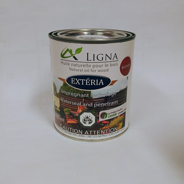 Extéria Extéria – Ligna Format : 946 ml et 2,5 L. Fiche technique
