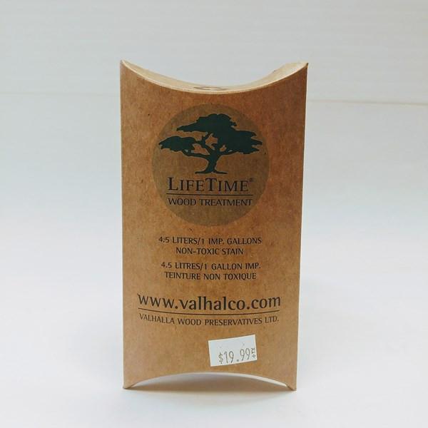 LifeTime – Wood Treatment Format : 4,5 L et 22 L.