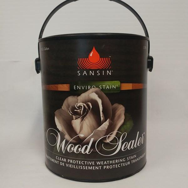 Wood-Sealer Wood-Sealer – Sansin Format : 3,78 L. Fiche technique