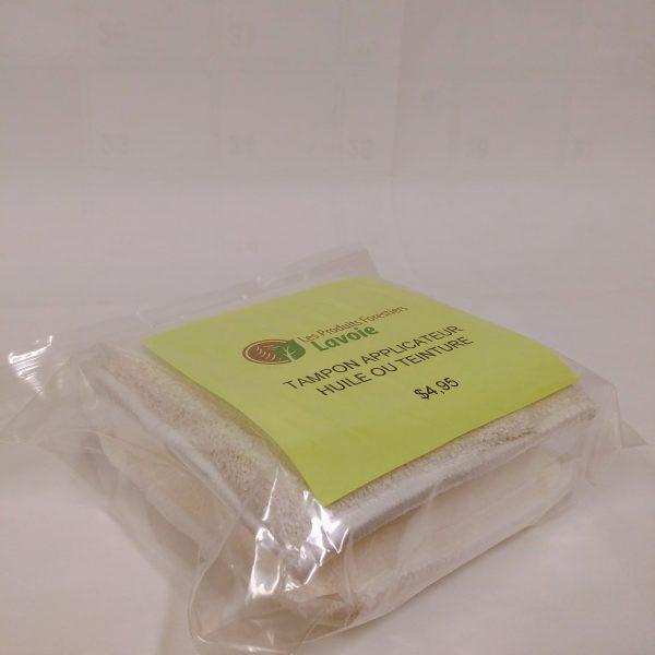 Tampon à teinture – Finico Format : 2 tampon à teinture.
