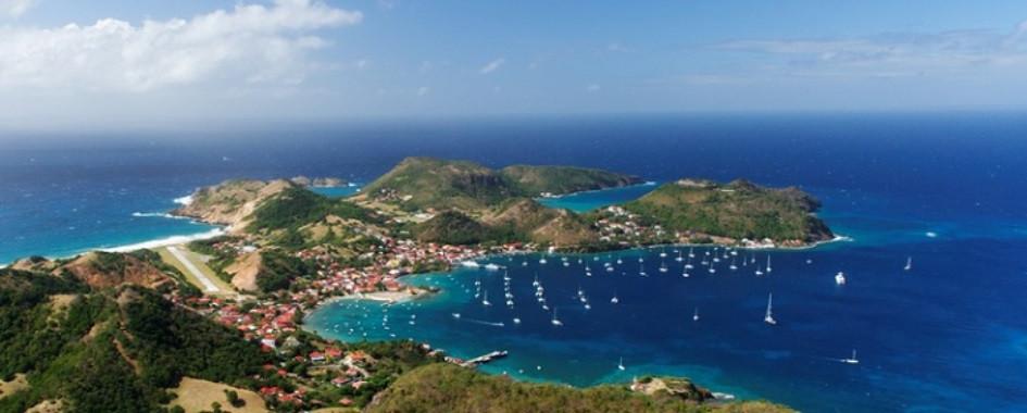 L'île des Saintes, Guadeloupe