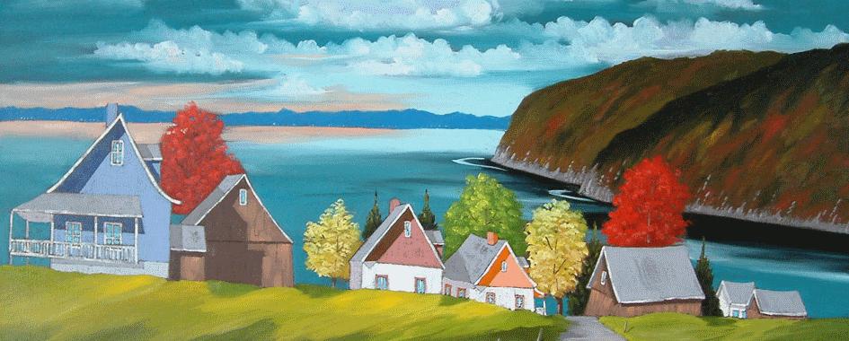 Daniel Brunet artiste peintre