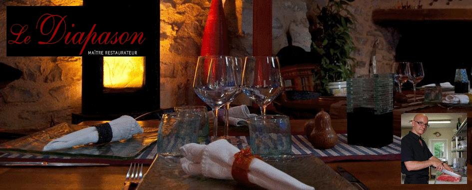 Restaurant LE DIAPASON