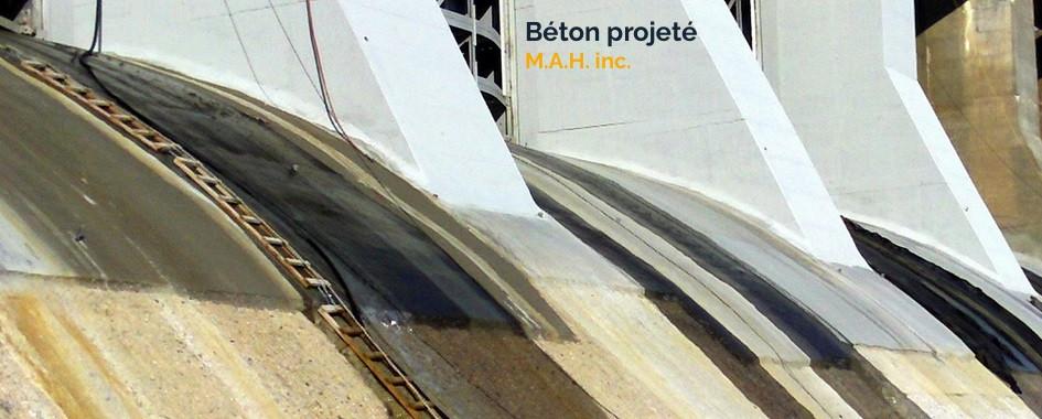 Béton Projeté MAH, PARC INDUSTRIEL