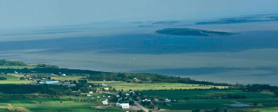 île d'orléans,Québec, Canada