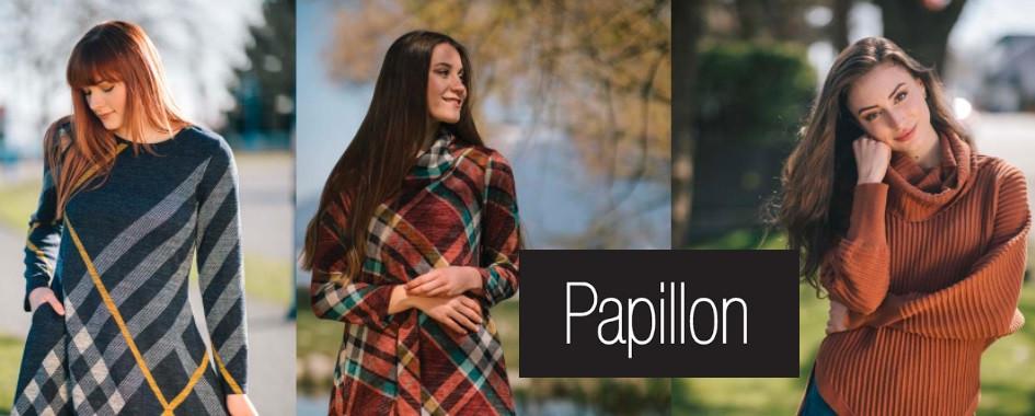 Papillon Fall & Winter 2020 Lookbook