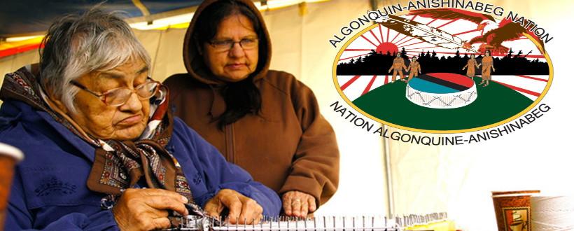 Lac Simon nation algonquine Anishinabeg