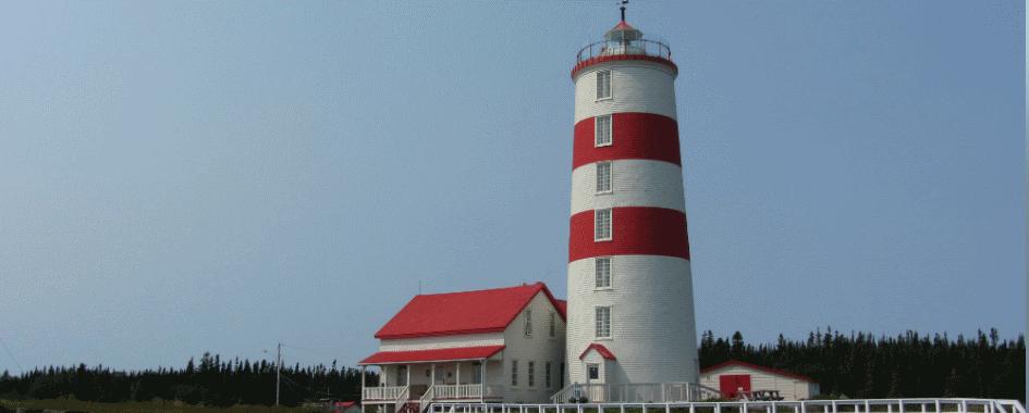 Phare de Pointe-des-Monts, Baie-Trinité