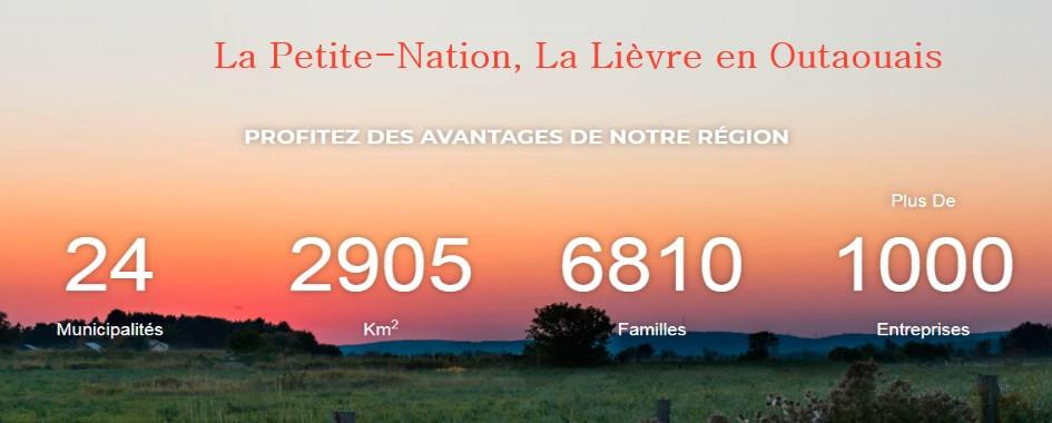 PETITE-NATION LA LIÈVRE