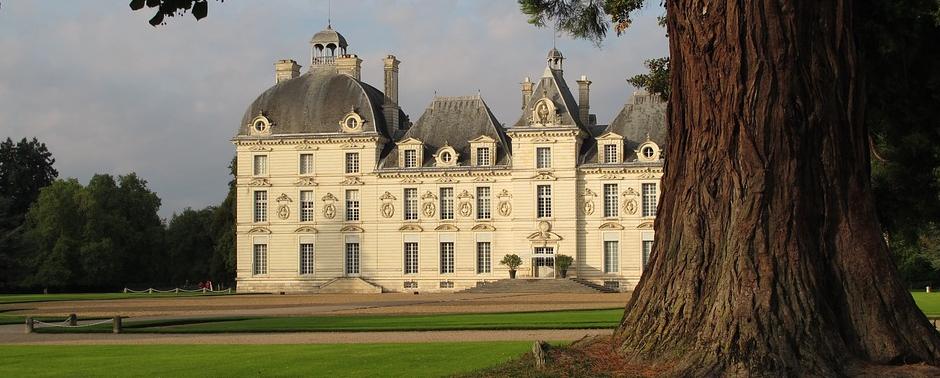 Le chateau de Cheverny