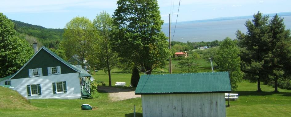 Gîte du Cap-Aux-Oies